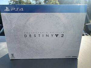 Destiny 2: Collector's Edition (Sony PlayStation 4 PS4, 2017) New Sealed