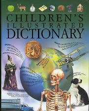 Children's Illustrated Dictionary by Parragon Plus (Hardback, 2005)