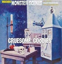Moebius Monster Scenes Gruesome Goodies Plastic Model - Re-issue of 1970 Kit