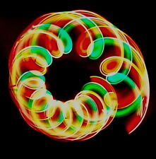 GloFX Basic 6-LED Orbit: Assorted Colors - Rave Multi-Color Theme Orbital Light