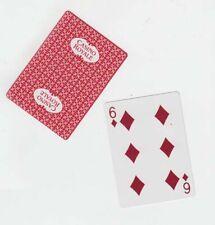 ORIGINAL SCREEN USED POKER CARD PROP 007 JAMES BOND CASINO ROYALE & PROOF!