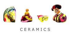 Balcris ceràmica ,toreritos,toritos, meninas, pintado único e individual 30x30cm