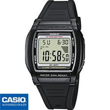 Reloj Casio modelo W-201-1a