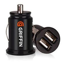 Dual Twin 2 Port USB 12v Universal Car Cigarette Lighter Socket Charger Adapter