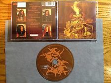 SEPULTURA - ARISE 1997 SPECIAL REISSUE GOLD DISC MINT! SLAYER POSSESSED KREATOR