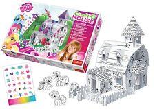 Trefl Chicas Disney Applejacks Granja Mi Pequeño Pony Craft House Pegatinas Colorido