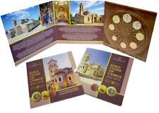 Cyprus BU FDC set 2016 1 cent t/m 2 euro - coffret BU