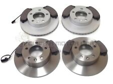 EBC FRONT DISCS AND PADS 302mm FOR NISSAN NV400 2.3 TD RWD DRW 2011