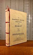 "Henry Miller ""Hamlet"" Rare, Michael Frankel, Vol I & II"