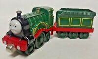 Thomas & Friends Emily + Tender Diecast Metal Train Take n Play Along 2004