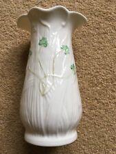 """Belleek Liffey Vase 6.5"""""""