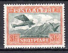 Albania - 1925 Adria-Aero / Airplane -  Mi. 132 MNH