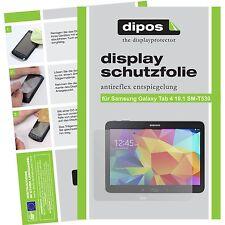 2x dipos Samsung Galaxy Tab 4 10.1 matt Displayschutzfolie Antireflex Testsieger