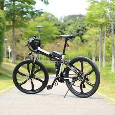 26'' 350W Folding Electric Bike Mountain Bicycle Adult City Ebike 21Speed Gears