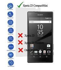 Tempered glass screen protector film for Sony Ericsson Xperia Z5 Compact Genuine