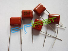 10PCS CBB 224J 250V CL21 0.22UF 220NF P10 Metallized Film Capacitor