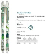 New Dynafit Manaslu Womens 174cm 90mm backcountry freeride touring skis Msrp$700