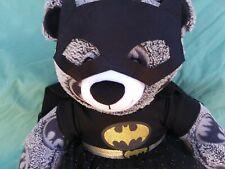 Build a Bear Batgirl Superhero Batman Teddy DC Comics 16in. Stuffed Toy Animal