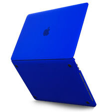 Kuzy MacBook Pro 15 Case 2017 & 2016 A1707 Rubberized Hard Protective Cover Blue