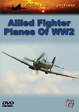 Allied Fighter Planes Of World War Two WWll Flying Through Time DVD