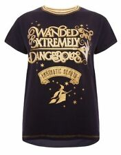Waist Length Harry Potter Basic T-Shirts for Women