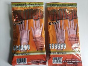 2 Vitiligo Te Soluble Treatment Mal De Pinto Skin Blemishes Tea. 100% Natural