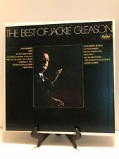The Best Of Jackie Gleason - Capitol Records - 1967 - vinyl record