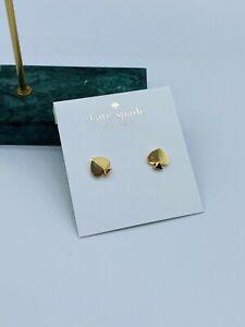 Kate Spade golden  earrings