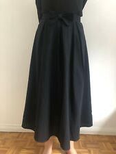 Bow Front Long Skirt