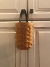 Longaberger Basket 2003 Small Gatehouse Excellent