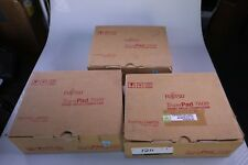 Lot of 3 Fujitsu Teampad 7600 Rugged Tablet Hand Held Terminal/Computer As Is