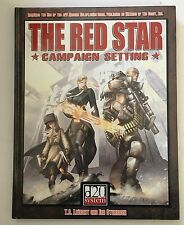 The Red Star Campaign Setting Book NEW