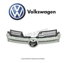 New Volkswagen Rabbit 06-09 Exterior Grille Grill Genuine 1K0 853 651 A Gru (Fits: Rabbit)