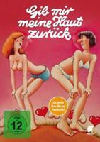 GIB MIR MEINE HAUT ZURÜCK! - SCHULMANN,PATRICK   DVD NEUF