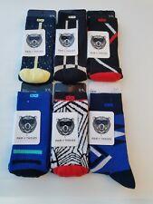 Pair of Thieves Men's Crew Sport Performance Socks Size 8-12 New
