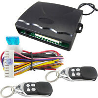 Car Universal Remote Control Central Door Lock Locking Keyless Entry System AT01