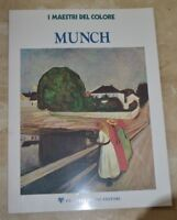 I MAESTRI DEL COLORE - MUNCH  N. 73  - ED: FABBRI - ANNO: 1978  (SV)