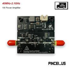 40mhz 21ghz Sbb5089 Fp2189 Circuiter Hardware Microwave Power Amplifier Pe66