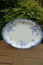 Blue Antique Original Pottery Platters