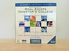 Dolf de Roos' Real Estate Investor's College Audio CD (Pre-Owned)