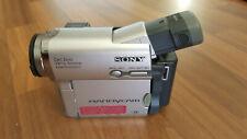 Sony Handycam MiniDV DCR-HC14E Digital Video Camera Recorder
