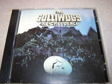 THE GOLLYWOGS PRE -CREEDENCE CD ORIGINAL U.K. IMPORT