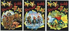 Sheriff Teddy 1-3 (Z1), Hethke