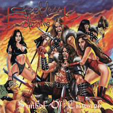 GODDESS OF DESIRE - Symbol Of Triumph CD