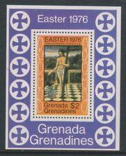 Grenada Grenadines - 1976, Easter sheet - M/M - SG MS175