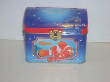 T0615 Collectable Disney Pixar Music Tin Empty