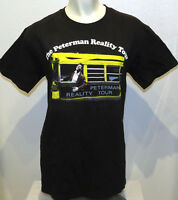 Seinfeld PETERMAN REALITY TOUR t-shirt SMALL Kramer funny tv 2000s S