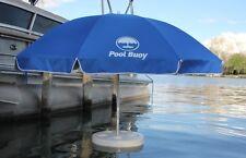 Pool Buoy Floating Umbrella - Blue