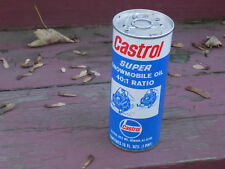 Castrol Snow Mobile Oil 40:1 Ratio 16 Fluid Ounces Full and Unopened Can