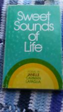 Sweet Sounds of Life - Poetry - By JANELLE CARMAN LAPAGLIA  1979 FIRST EDITION